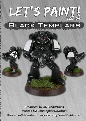 Let's Paint: Black Templars