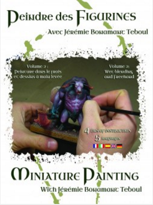 Miniature Painting with Jeremie Bonamant Teboul: Volume 2