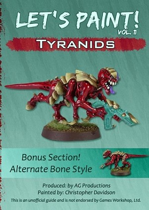 Let's Paint: Tyranids